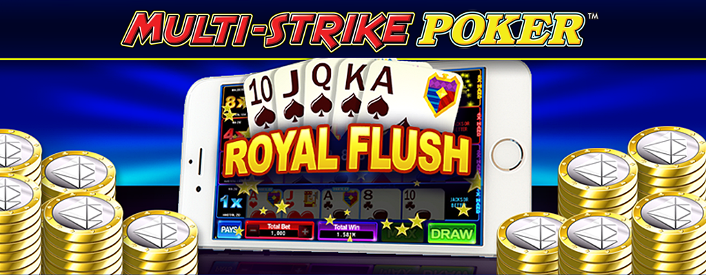 Multi-strike poker