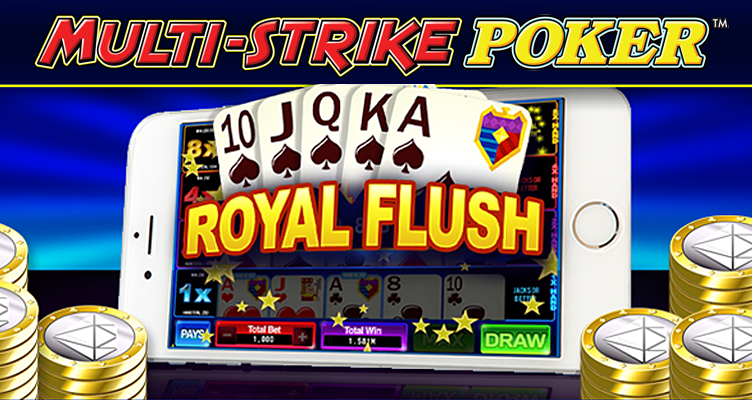 Introducing Multi-Strike Poker!