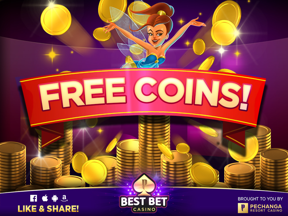 Free Coins for the Best Online Casinos