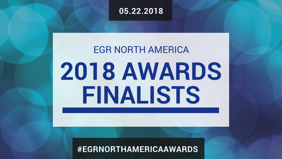 EGR North America- 2018 Awards Shortlist