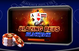 Blazing Bets Blackjack